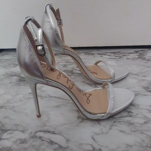 New Sam Edelman Nadya Gray Heels 10.5